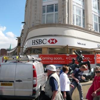 HSBC Leicester