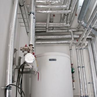 Системы отопления De Dietrich на объектах России, выполненных в 2014 году