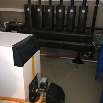 Системы отопления De Dietrich на объекте «Загородный дом на Алтае»