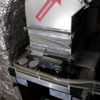 Вентиляционное оборудование WHEIL на объекте