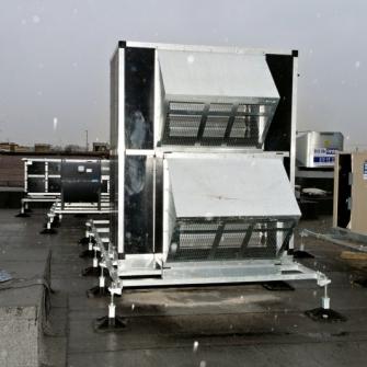 Вентиляционное оборудование WHEIL LUFTTECHNIK на объектах России, выполненных в 2013 году