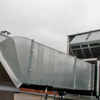 Вентиляционное оборудование WHEIL LUFTTECHNIK на объектах