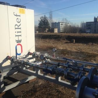 Оборудование HiRef на объектах
